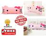 1pc 60cm Cute Pink Hello Kitty Plush Pillow Cushion Stuffed Soft Gift Home Room