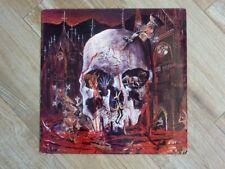 SLAYER South Of Heaven 1988 LP kreator dark angel sepultura sadus