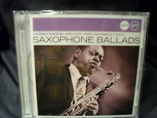 Saxophone Ballads - Coleman Hawkins, Stan Getz u.a.  -Jazzclub / Moods