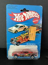 Hot Wheels 1981 Red Top Eliminator #7630 Nib