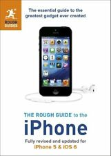 The Rough Guide to the iPhone (5th),Peter Buckley