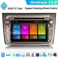 Android 10.0 Autorradio Alfa Romeo Mito GPS FM DAB+CD Bluetooth WiFi Carplay DSP