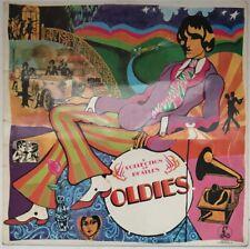 THE BEATLES A COLLECTION OF BEATLES OLDIES LP PARLOPHONE UK EMI 1 BOX EX VINYL