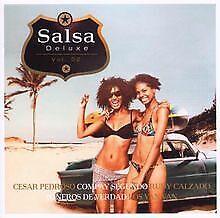 Salsa Deluxe vol.2 de various | CD | estado muy bien