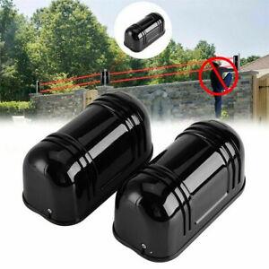 For 100M Security Sensor Alarm Dual Beam IR Infrared Detector Module Burglar