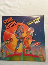 1977 STAR WARS and OTHER GALACTIC FUNK Meco LP Soundtrack VINYL Album