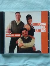 ORQUESTA DEL BARRIO SONIDO DEL BARRIO LATIN SALSA FROM NEW YORK CD