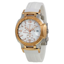 Tissot T-Race Collection Stainless Steel Ladies Watch T048.217.27.017.00