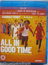 All in Good Time (Blu-ray, 2012) NEW SEALED PAL Region B