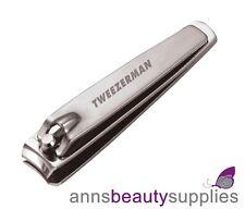 Tweezerman finger nail Clipper fingernail trimmer art Pedicure Beauty Nails