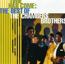 Chambers Brothers - Time Has Come-Best Of (1996, CD NEUF)