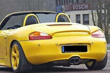 Porsche Boxster 986/987 Puente MALETERO TRASERO Alerón 1996-2011 - NUEVO