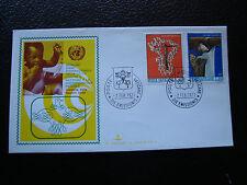 VATICAN - enveloppe 1er jour 2/2/1971 (cy32) (A)
