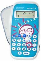 GENIE BT11 Rechentrainer Mathetrainer Mathe Lernspiele Kinder Taschenrechner NEU