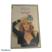 Kylie Minogue Enjoy Yourself Cassette Tape 1989 PWL Records HFC 9