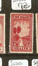 NEW ZEALAND (P0308B) 1D HEALTH M  SG553  MOG
