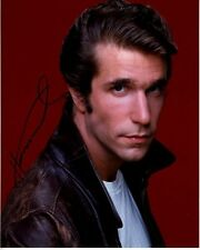 HENRY WINKLER signed autographed HAPPY DAYS ARTHUR FONZIE FONZARELLI photo