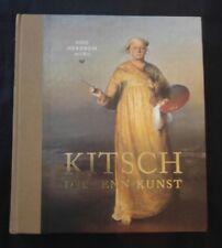 KITSCH: MER ENN KUNST (MORE THAN ART) BY ODD NERDRUM -RARE 1ST PRINTING-