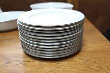 """Set of 4 Noritake Tahoe Salad Plates 2585 Fine China 8 1/4"""" FREE SHIPPING"""