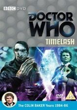 Doctor Who Timelash 5014503233327 With Colin Baker DVD Region 2