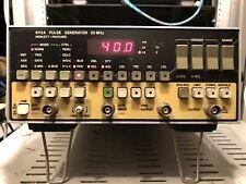 HP 8112A Pulse Generator 50MHz Agilent