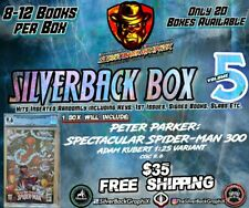 Silverback Box Vol. 5 comic book box