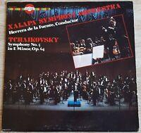 Tchaikovsky Symphony No. 5 Xalapa Herrera de la Fuente VOX D-VCL 9014 Digital