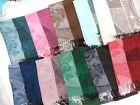 4.25 each, wholesale lot 20 pashmina scarves shawls wrap floral paisley
