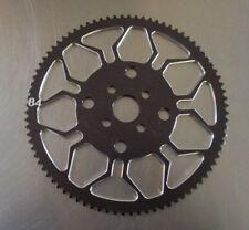 GoPed Pocket Bike Performance Parts Gsr Sprocket Gear Skeletor 84 Tooth