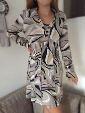 HEINE Womens Tunic Top Dress UK8