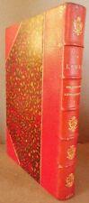 Octave UZANNE - Le LIVRE Bibliographie rétrospective 5e année 1884 1/2 maroquin