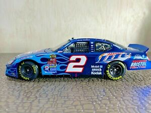 Rusty Wallace #2 - 1998 Ford Taurus - Platinum Series - 1:24  Nascar Action 50th