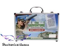 True Adventure Universal Gun Cleaning Kit Cleaner Pistol Rifle Shotgun Firearms