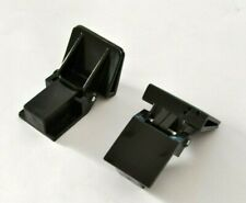 Lid Hinges for Akai Pro BT500 turntable    pair of Hinges for dustcover