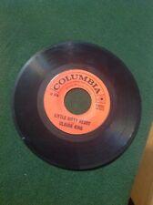 CLAUDE KING 45 WOLVERTON MOUNTAIN B/W LITTLE BITTY HEART COLUMBIA 4-42352