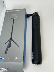 "Genuine Original MAX Grip + Tripod  9""-22"" for All GoPro Cameras - Black"