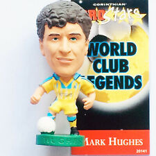 HUGHES Chelsea Away Corinthian Prostars World Club Legend Loose/Card PRO601