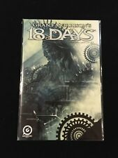 Grant Morrison's 18 Days #1 Oracle Variant - Graphic India Comics
