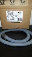 Graco HVLP Super Flex Whip Air Hose  4ft 257161