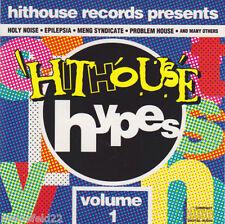 CD Hithouse Hypes Vergriffene Rarität