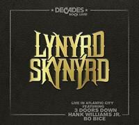 Lynyrd Skynyrd - Live In Atlantic City [CD]
