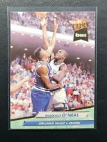 1992-93 Fleer Ultra Shaquille O'Neal RC, Rookie Card, Orlando Magic