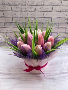 Fleurs en Savon