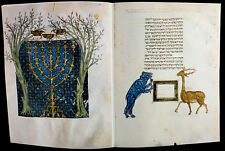 CERVERA BIBLE, 1299-1300 AD, Facsimile