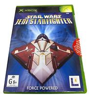 Star Wars Jedi Starfighter XBOX Original PAL *Complete*