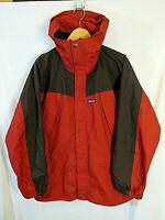 Patagonia Men's Storm Ventilated Rain Jacket Raincoat Shell Size M 83604 EX cond