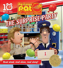 Postman Pat: The Surprise Party (10 Minute Tales), , New Book
