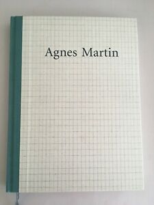AGNES MARTIN by Jonathan D. Katz, Rhea Anastas ... hardcover Yale ABSTRACT ART