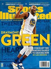 New Sports Illustrated 2016 Draymond Green Golden State Warriors 2016 No Label