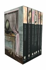 Jane Austen Collection Complete Novels Wordsworth Classics7 Books Set NEW